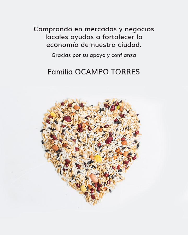 Semillas Ocampo Torres