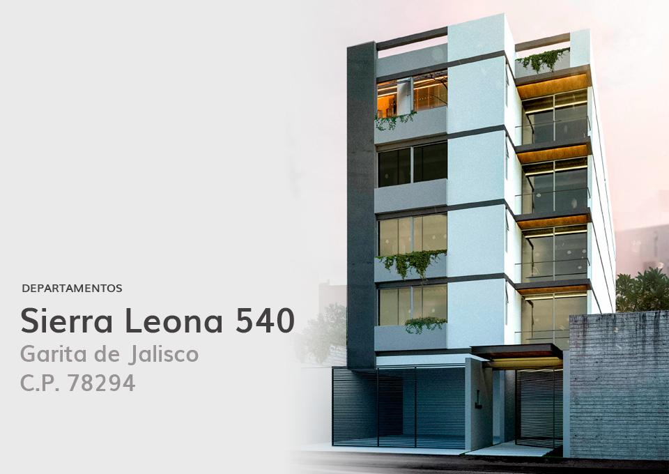 Sierra Leona 540