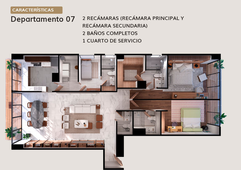 Departamento 07