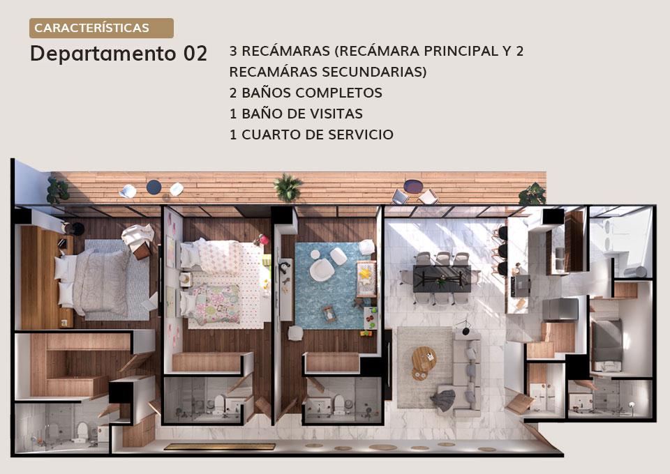 Departamento 02