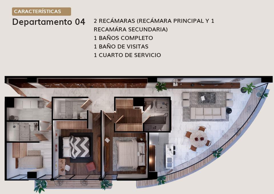 Departamento 04
