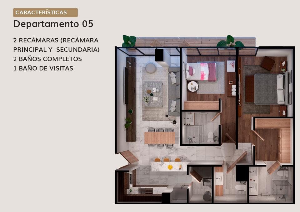 Departamento 05