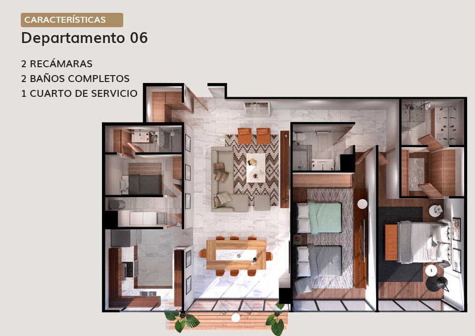 Departamento 06