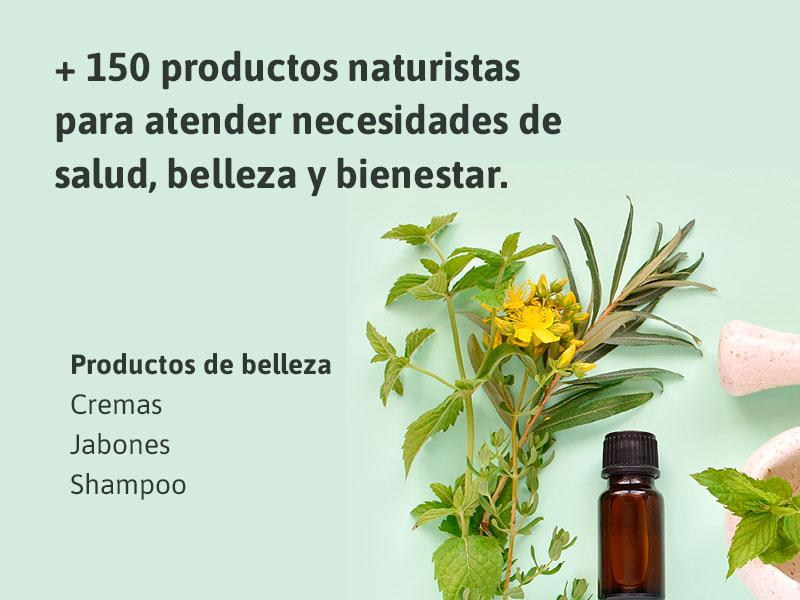 Más de 150 productos