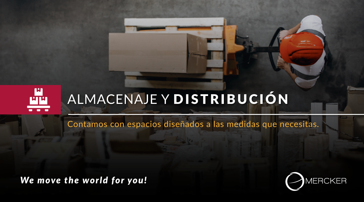 Almacenaje y distribución