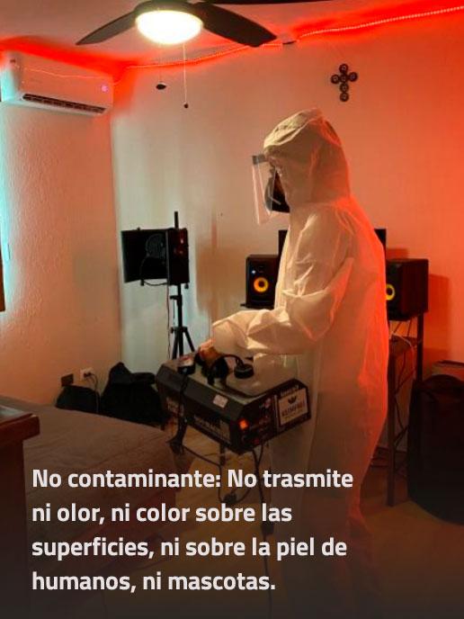 No contaminante