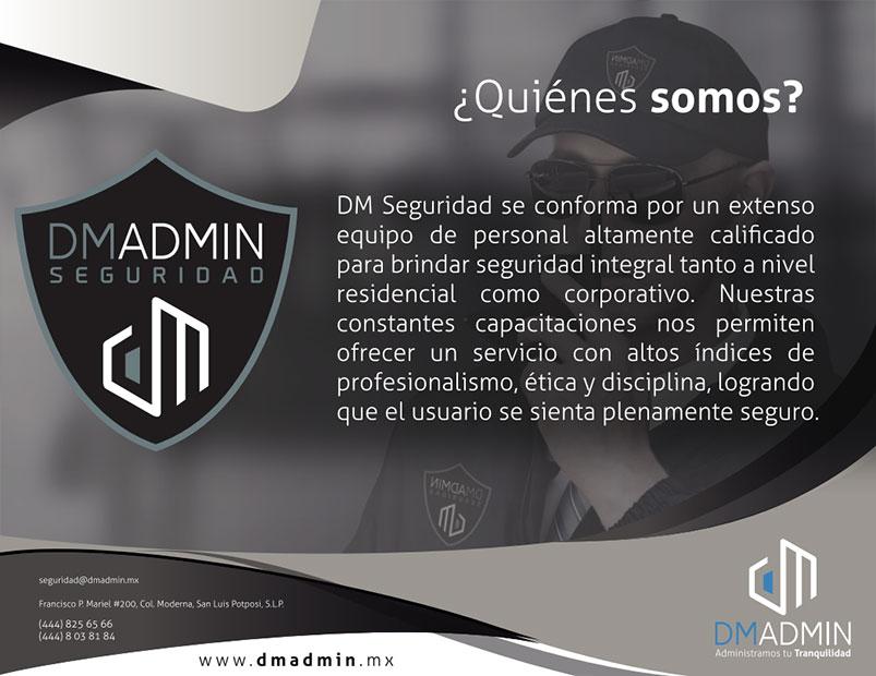 DM Seguridad