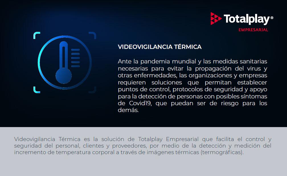 Videovigilancia Térmica