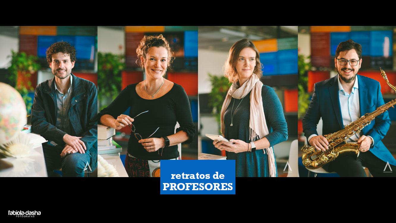 Retrato Profesores