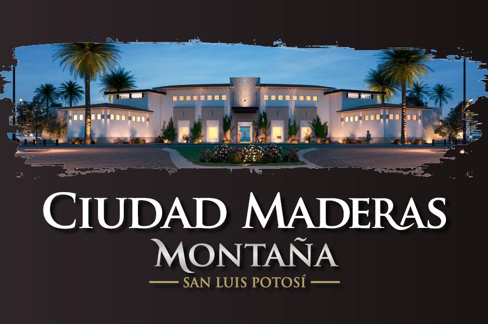 Ciudad Madera Montaña